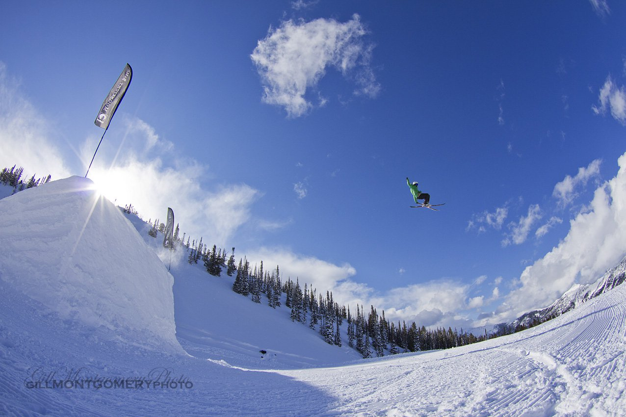 Shay Lee at Moonlight Basin