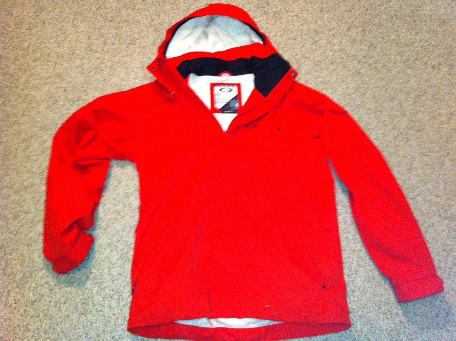Oakley coat 2