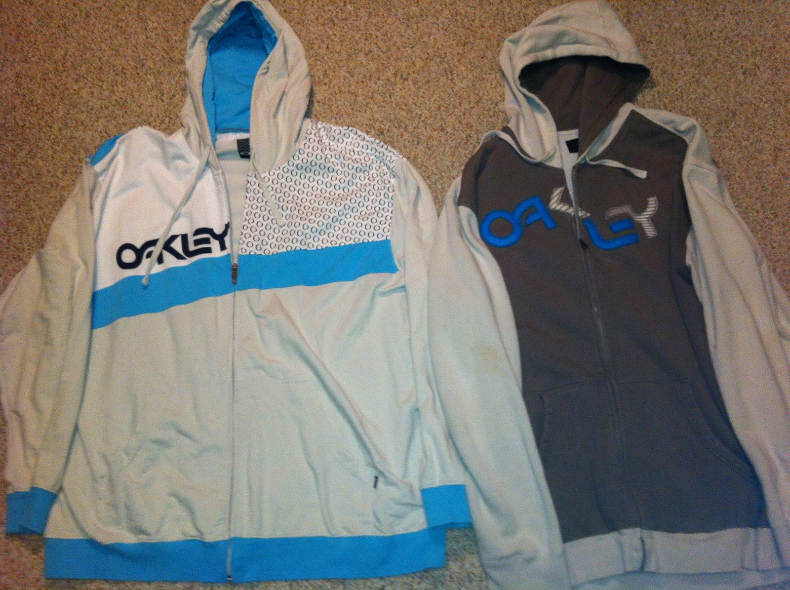 Oakley hoodies