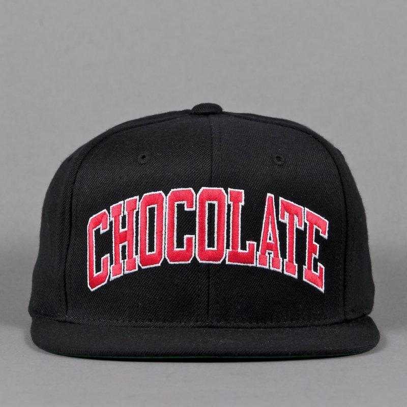 Chocolate snapback - 1 of 2