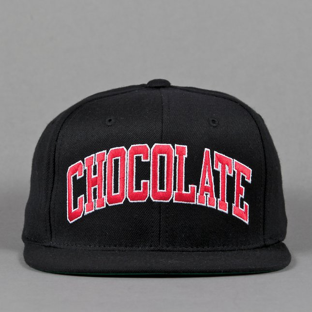 Chocolate snapback - 1 of 2