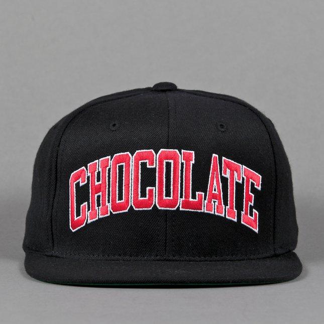 Chocolate snapback - 2 of 2