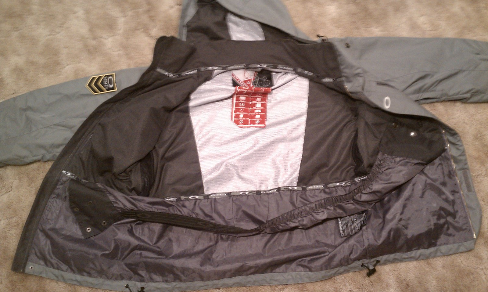 Oakley Hyrdorfuel Jacket