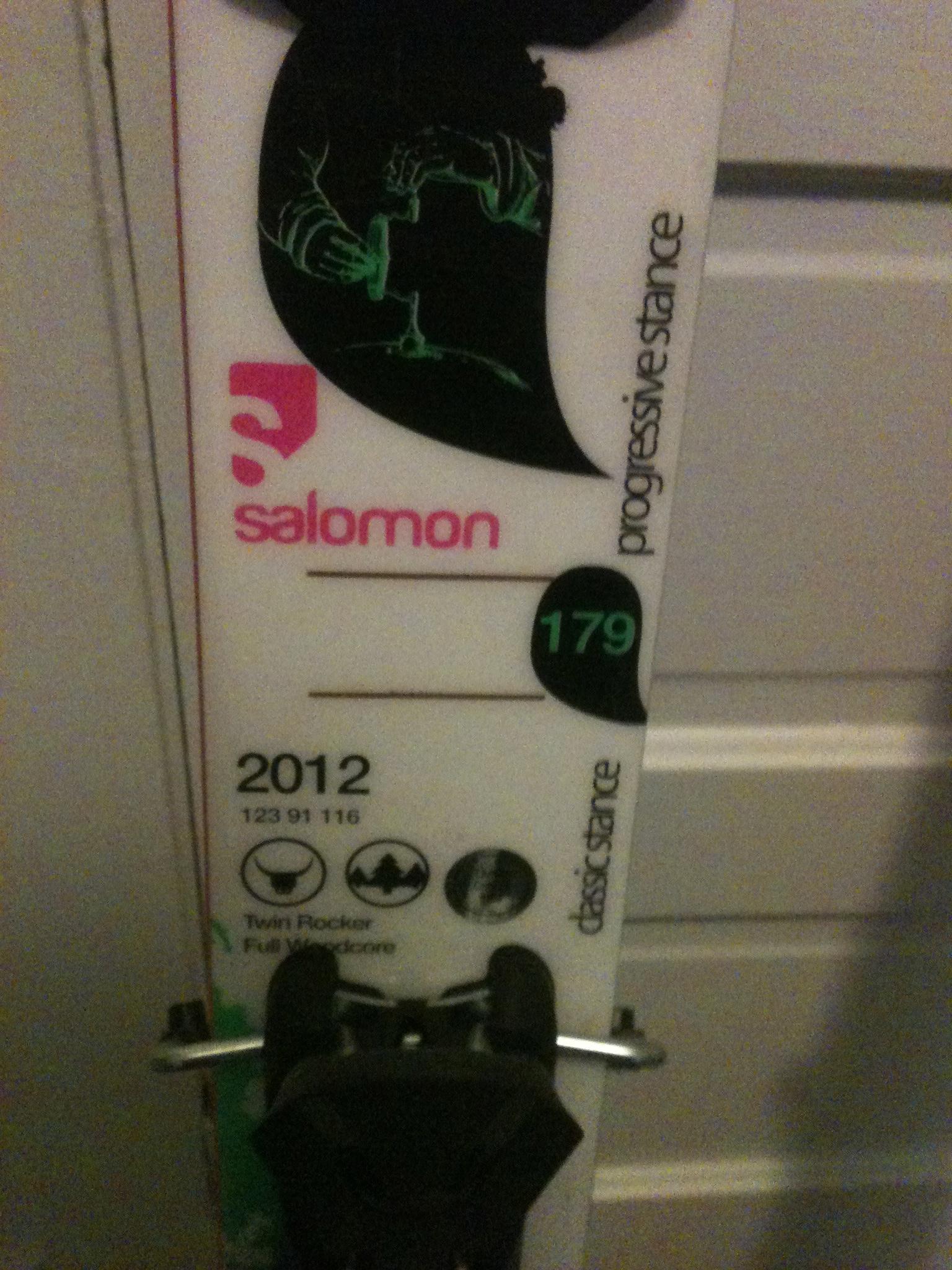 Salomon 2012