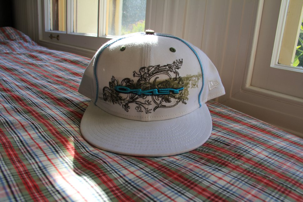 Oakley Hat - SIGNED by Simon Dumont