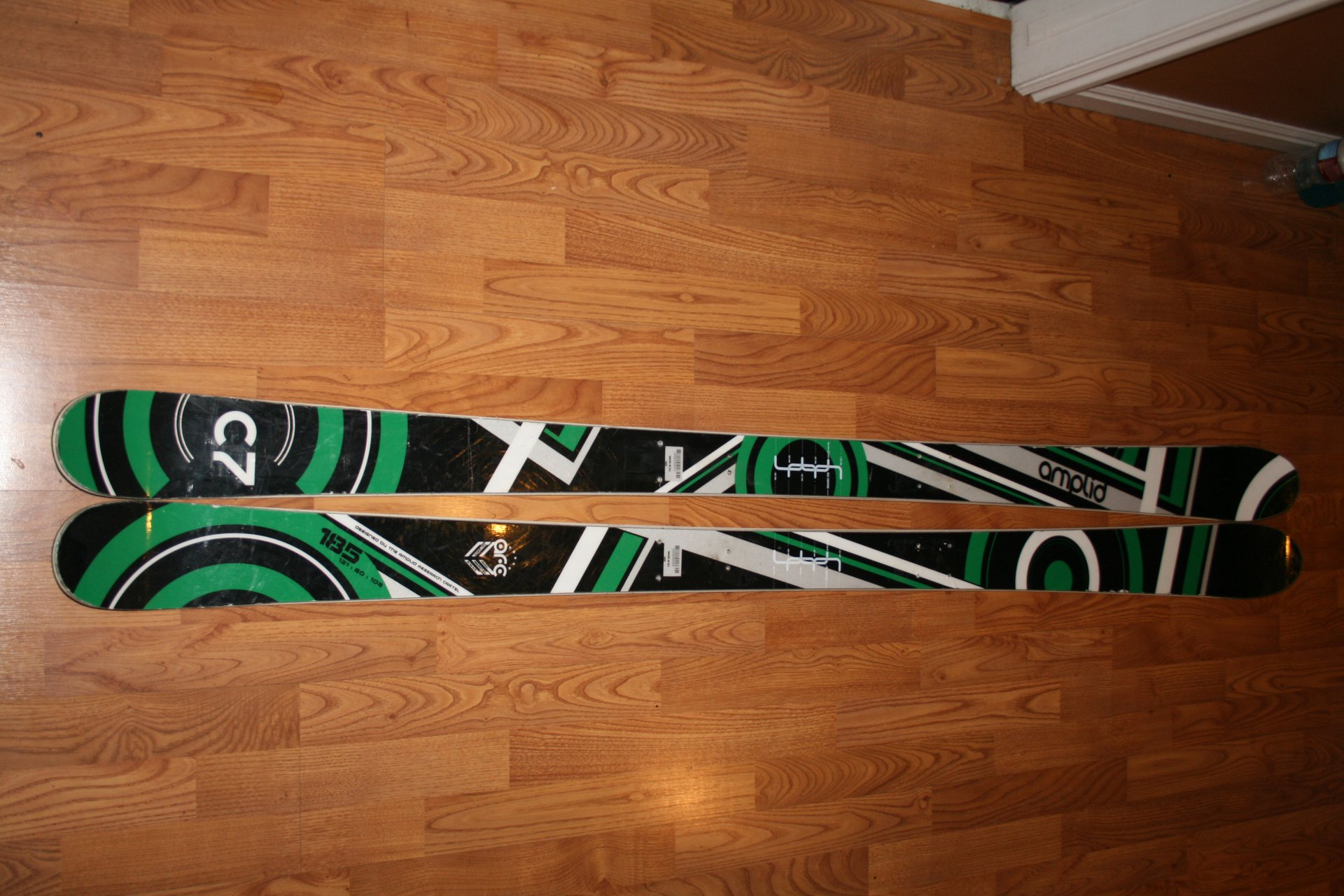Amplid skis FOR SALE