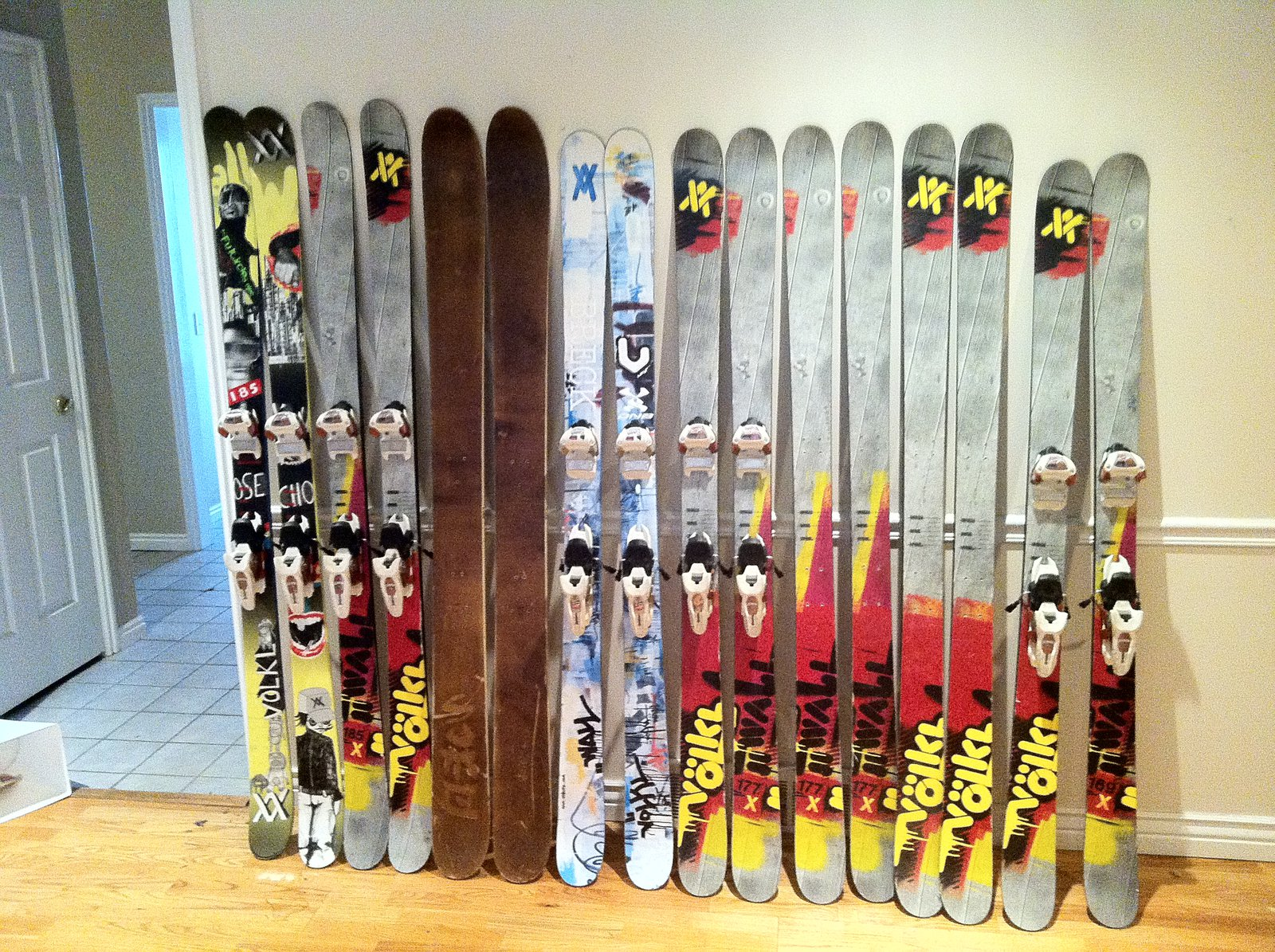 Skis for sal