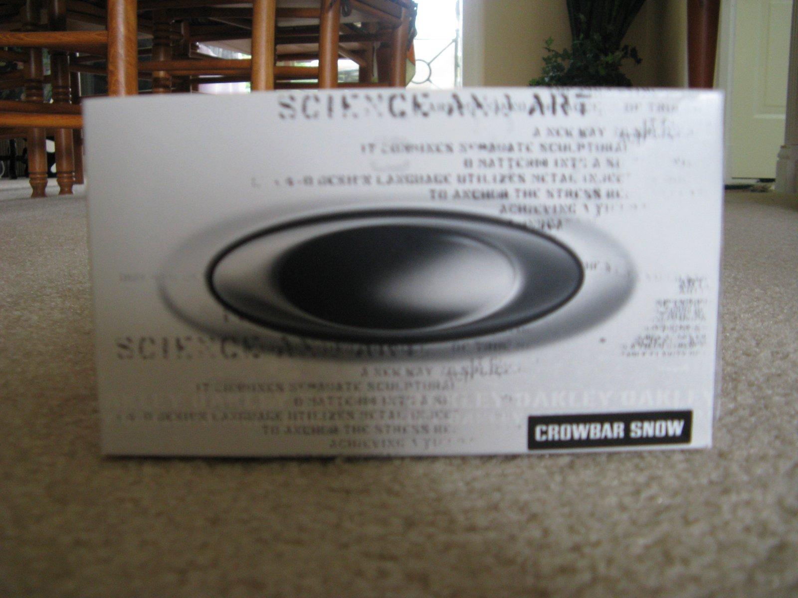 Crowbar Lens Box