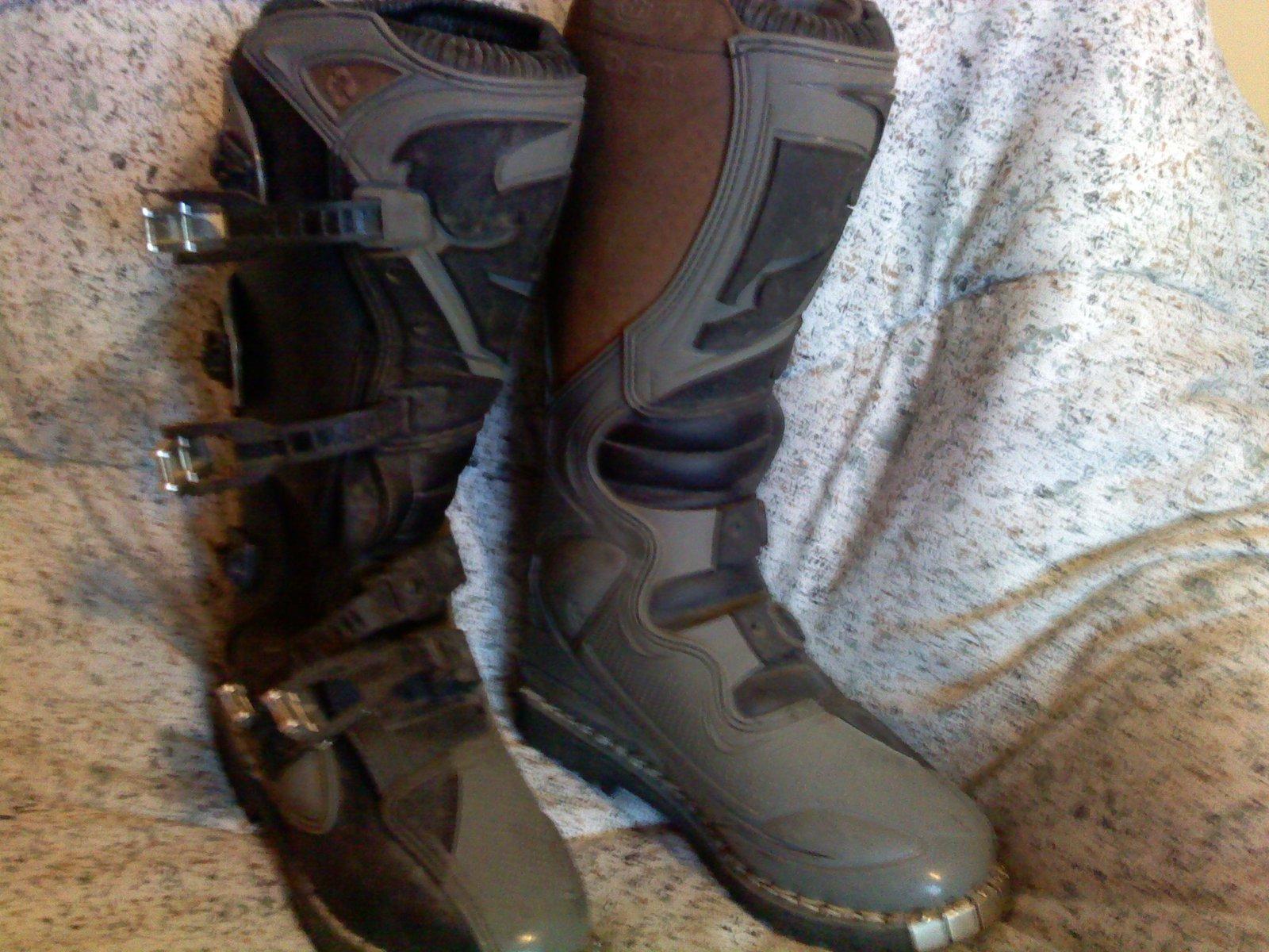 MX boots fs