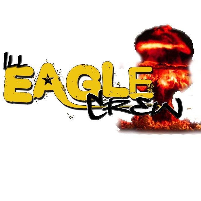 Ill Eagle logo #1