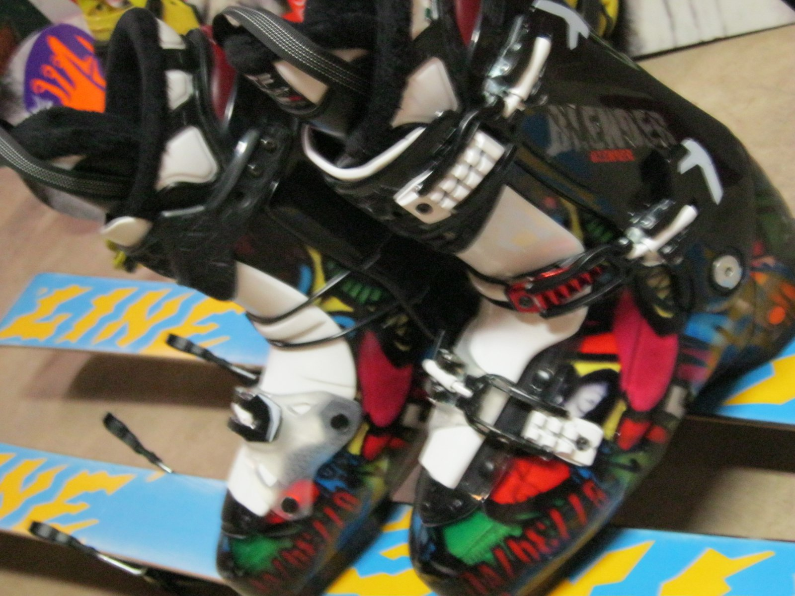 Blender Boots