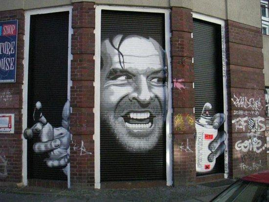 Jack torrence graffiti