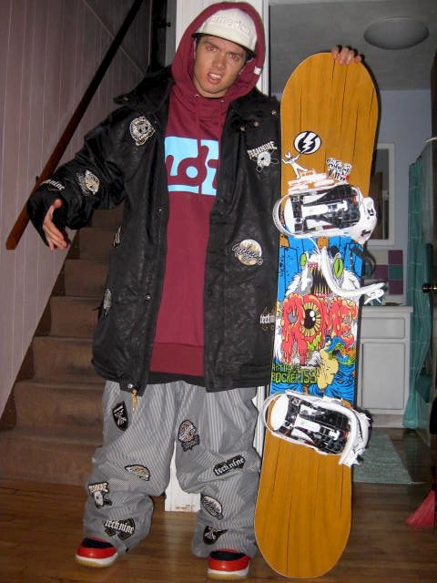 Snowboard?