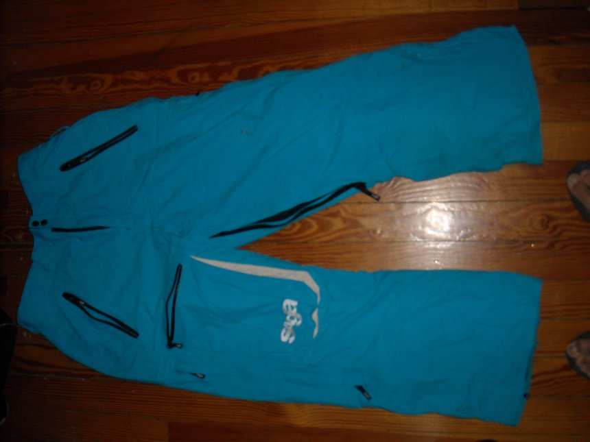Saga Royal Pant Sz L