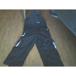 XL first drop pants
