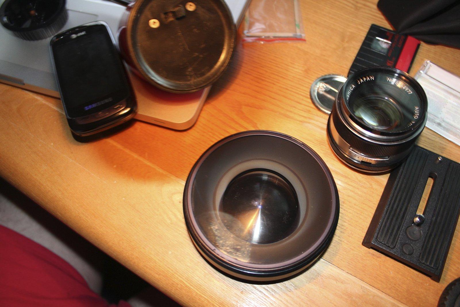 Century optics fisheye sale