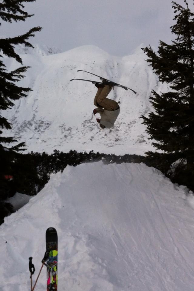Backflip 360