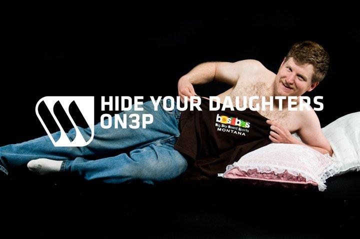 ON3P pillowfight Photoshoot