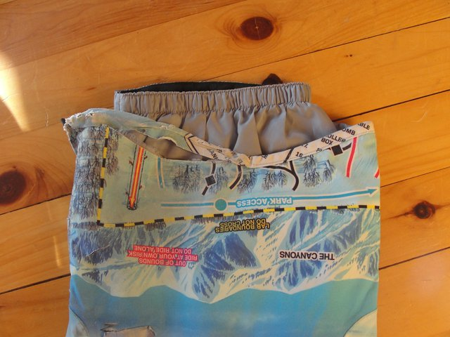 DC Map Pants For Sale