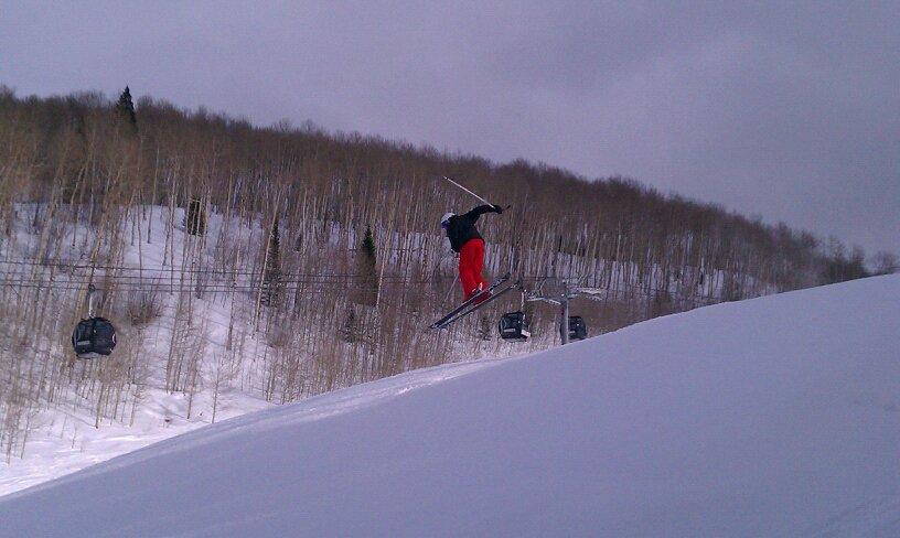 Snowmass Jumps