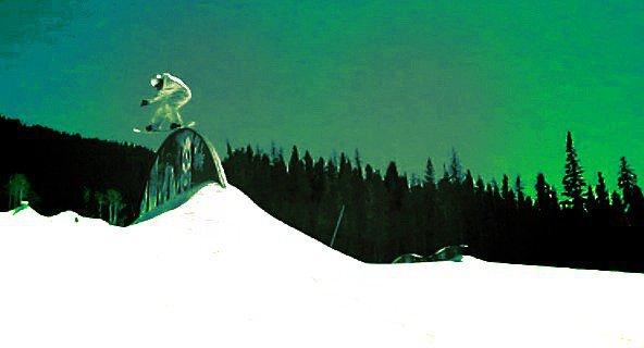 Beaver Creek - spring shred