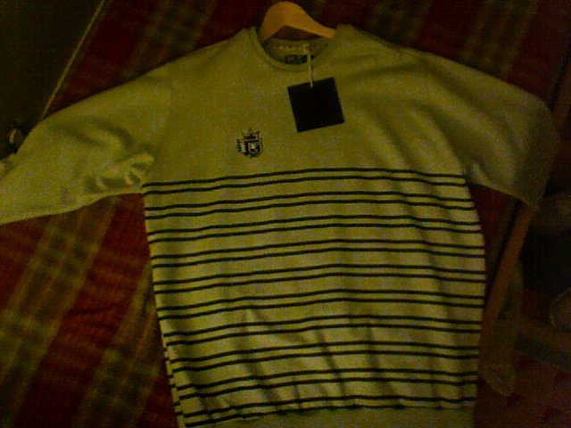 2xl Jiberish Stacked NEW WITH TAGS