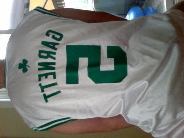 Celtics jersey XL - LRG jeans 32 - LRG t-shirt XXL