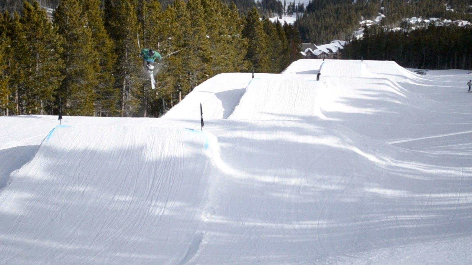 Breck Jump Line