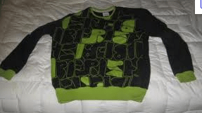 Verde....not mine...just a pic of one tht i bought