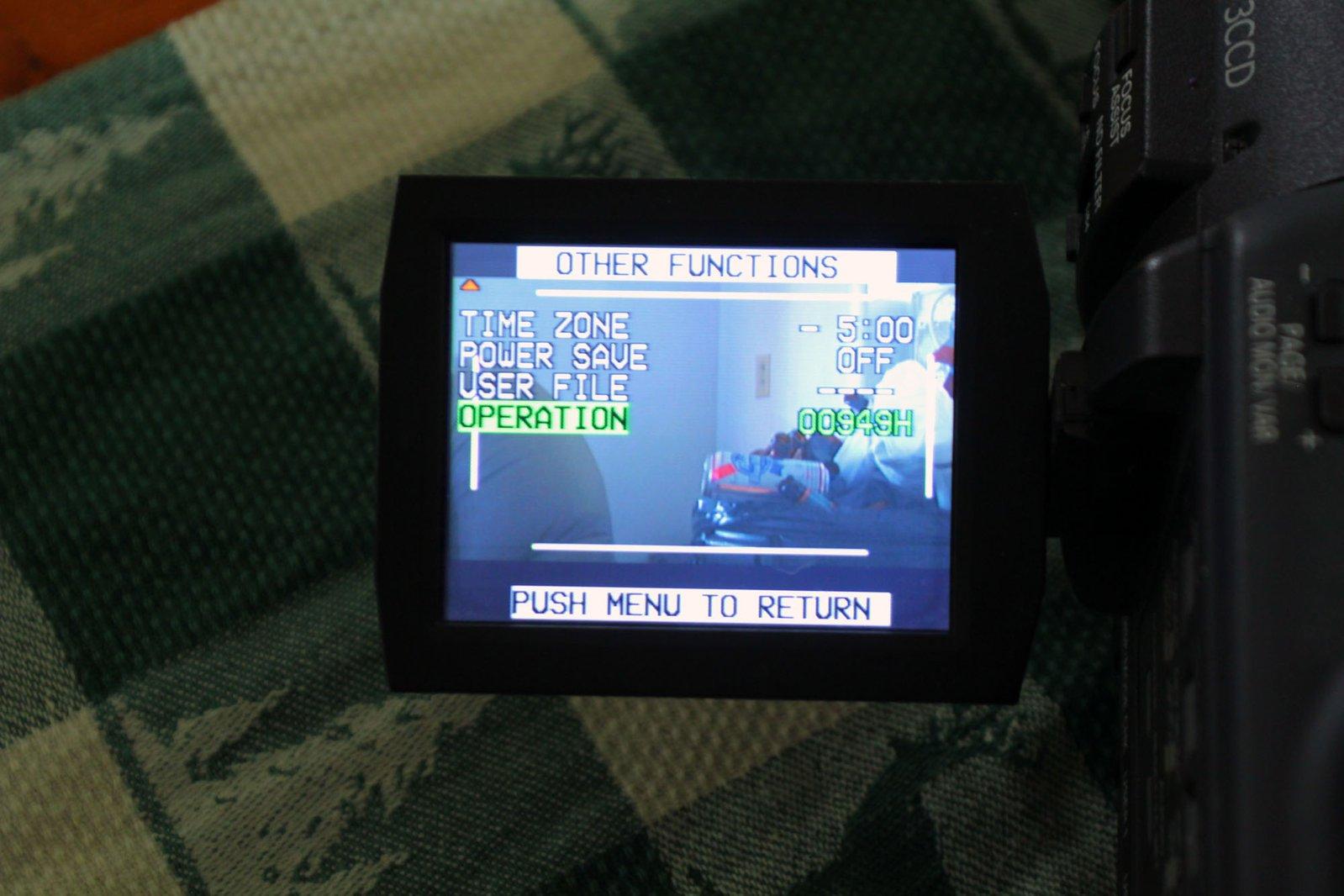FS: HVX200