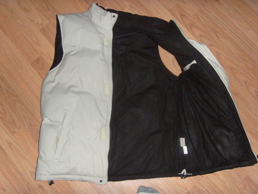 Hoodie custom and vest - 1 of 2