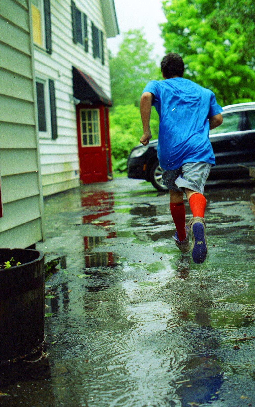 Wet Run