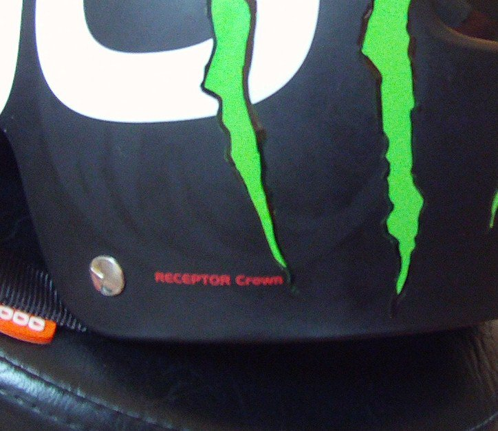 Helmet for tade