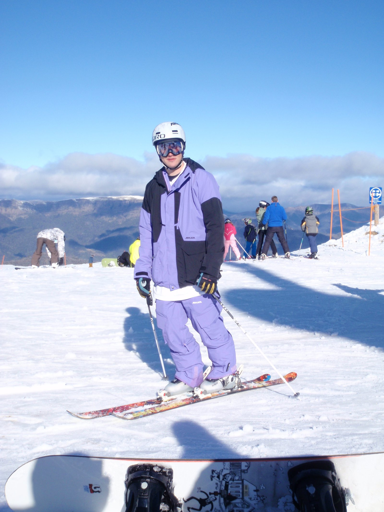 Opening weekend at Buller