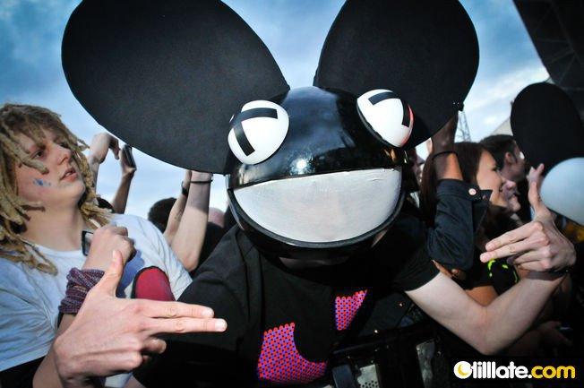 Deadmau5 LED festival