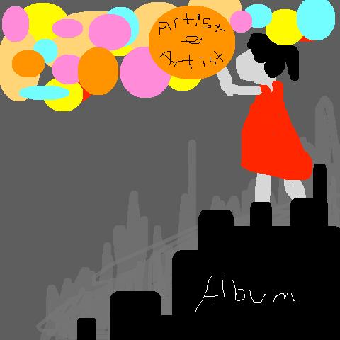 Album Art Game