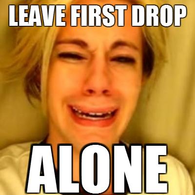 Leave fd alone