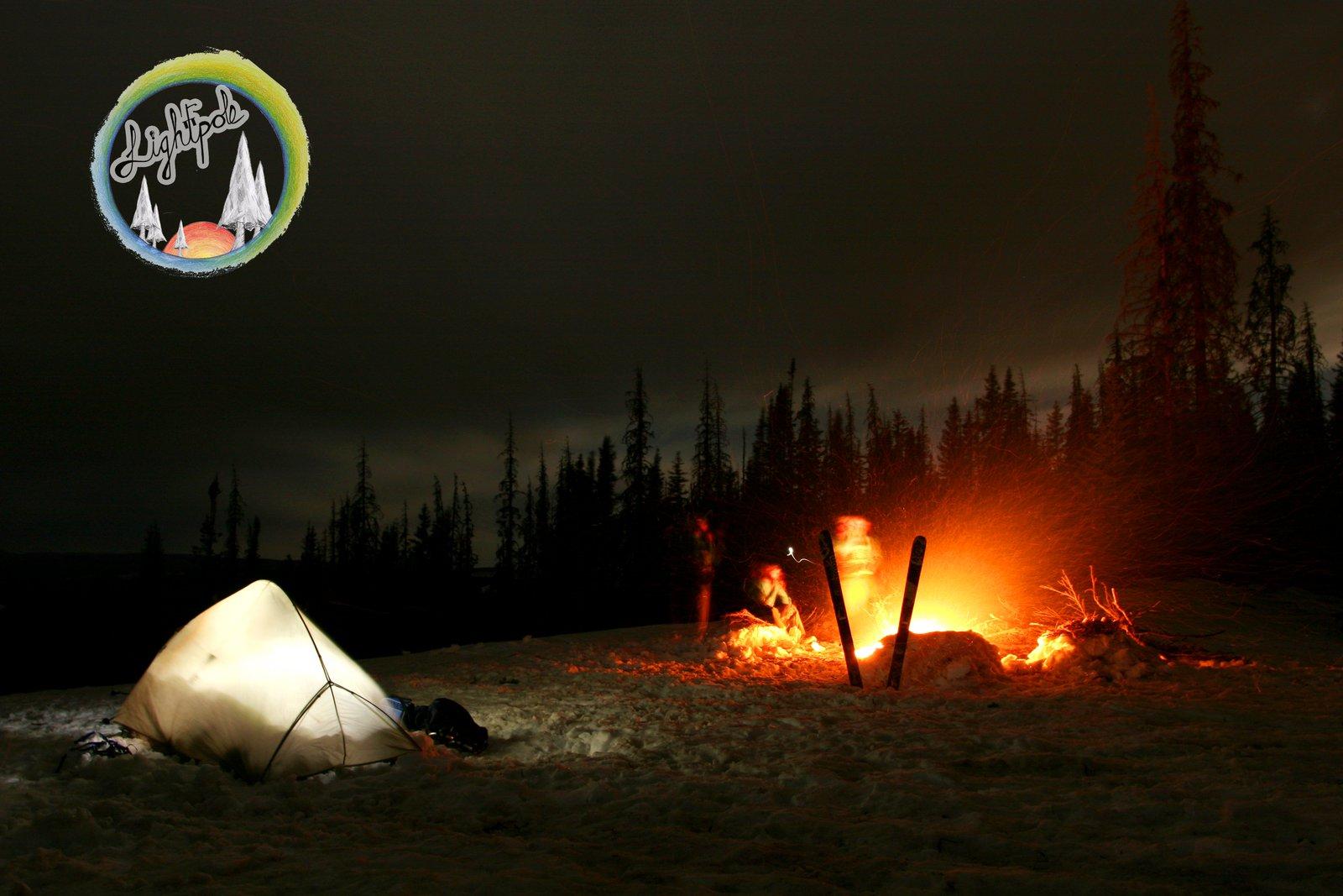 Camping @ Rabbit Ears