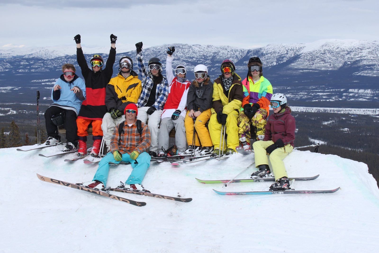 Yukon Freestyle Ski Team