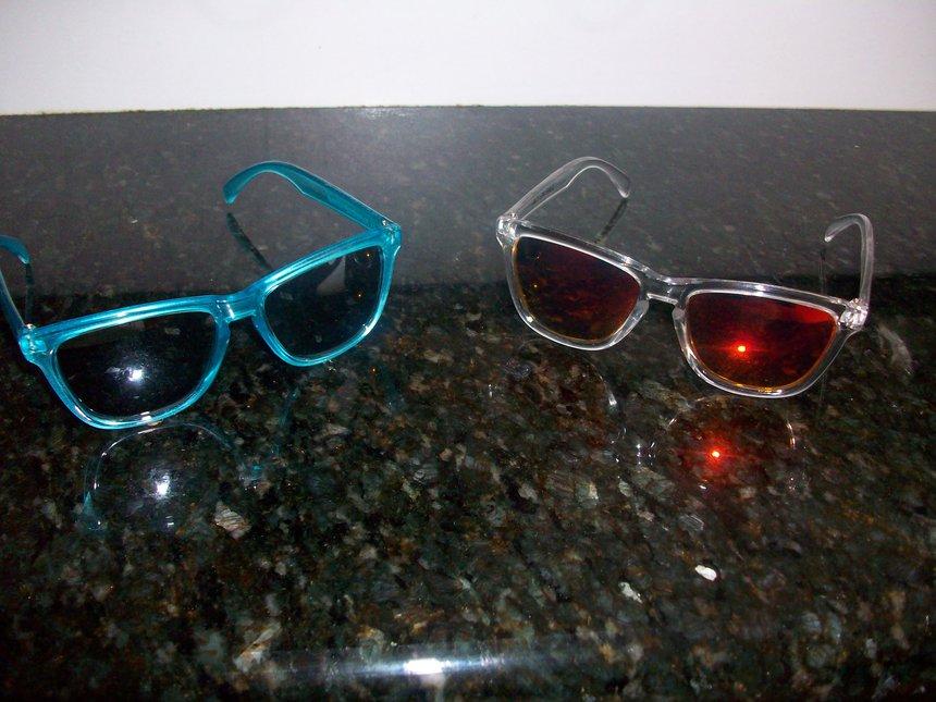 New Knockaround shades