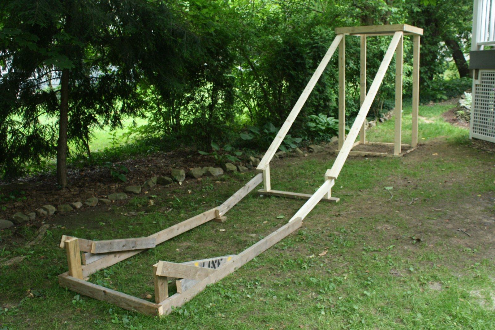 Backyard Summer Setup