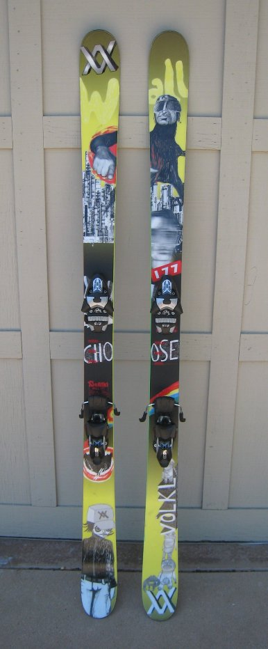 Volkl Walls for sale, like new