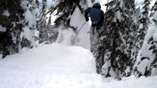 Backcountry Jump
