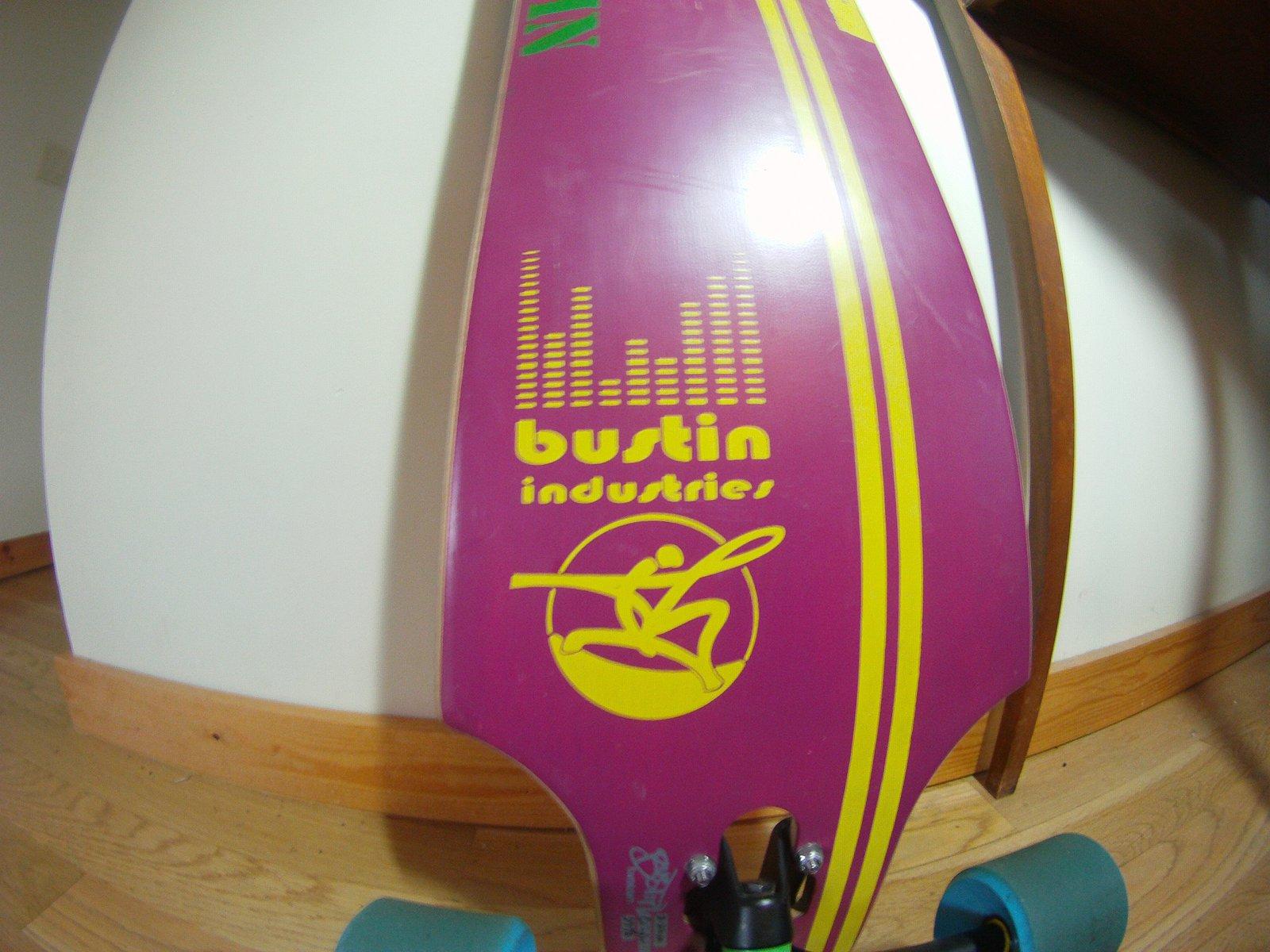 Bustin Maestro Longboard for sale...