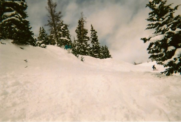Small booter at northstar