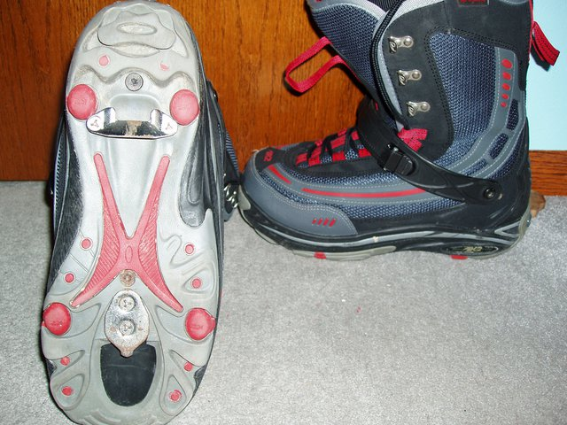 K2 step in boots size 11