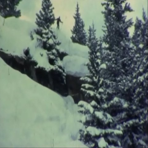 Mr. Huck 1984 sequence 3