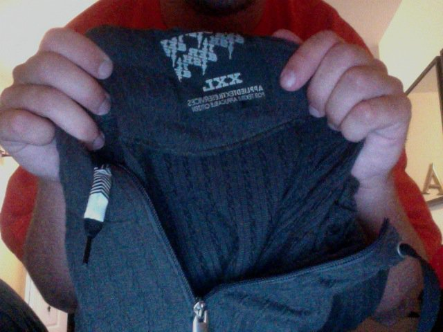 Micro knit xxl