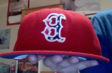 R sox sars hat