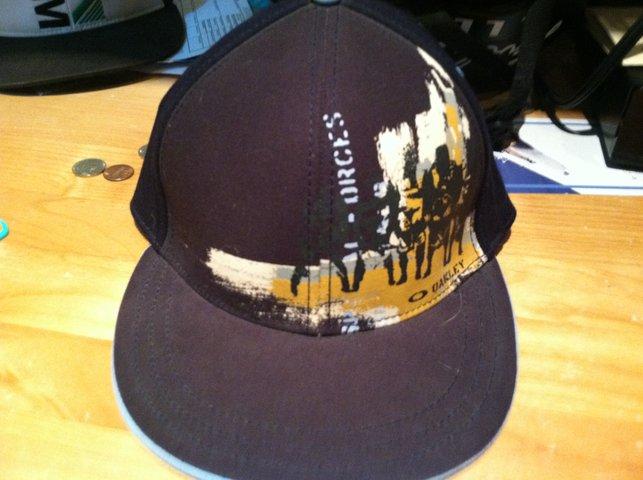 Oakl hat